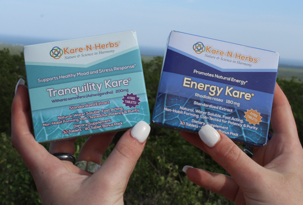 Synergize: Two Adaptogens are better than One